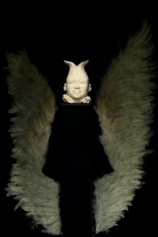 Xerxa sculpture
