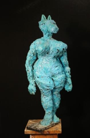 Godelieve Smulders sculpture