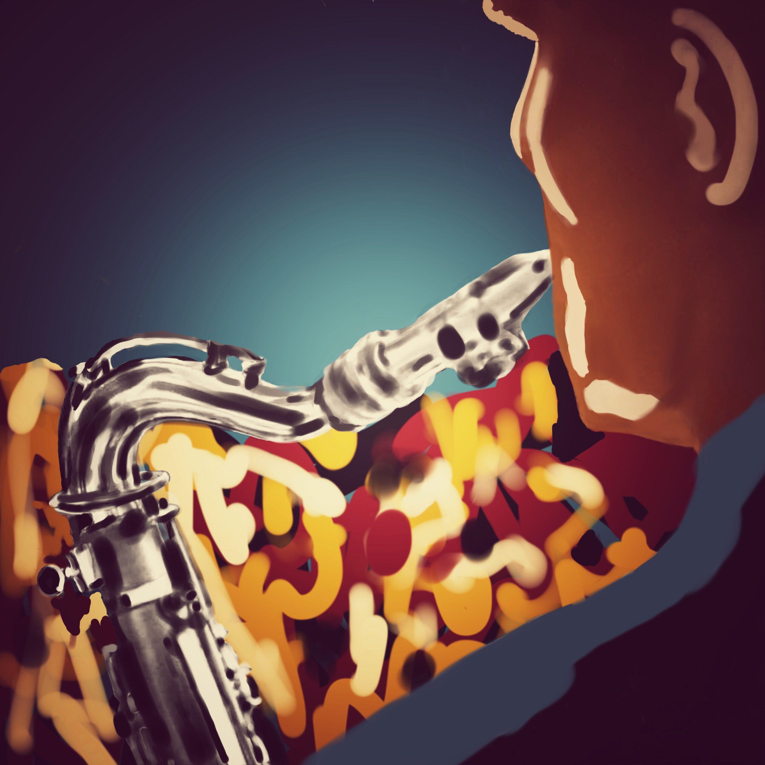 Victor de Boo jazz graphic art