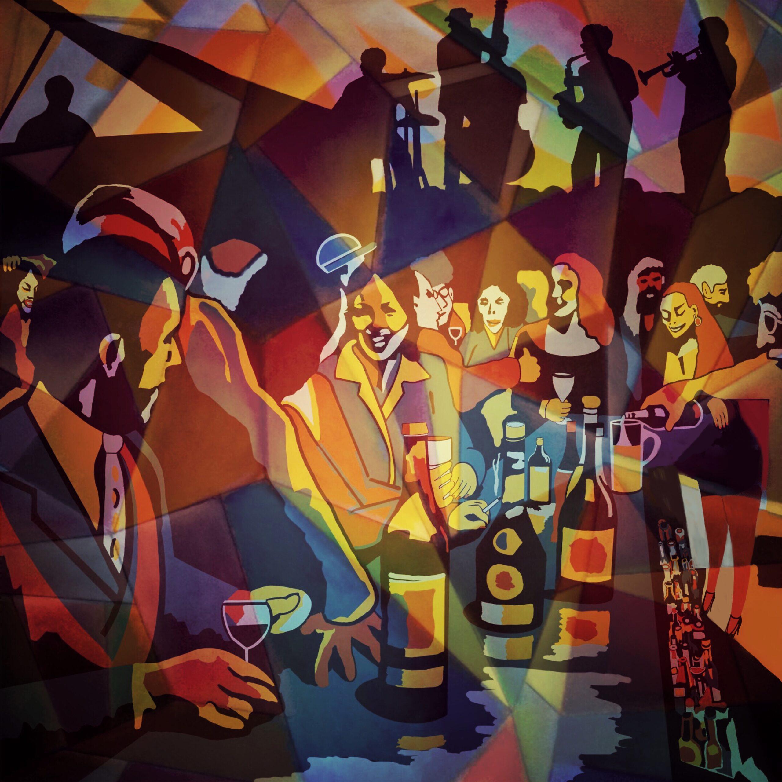 Victor de Boo Jazz cafe