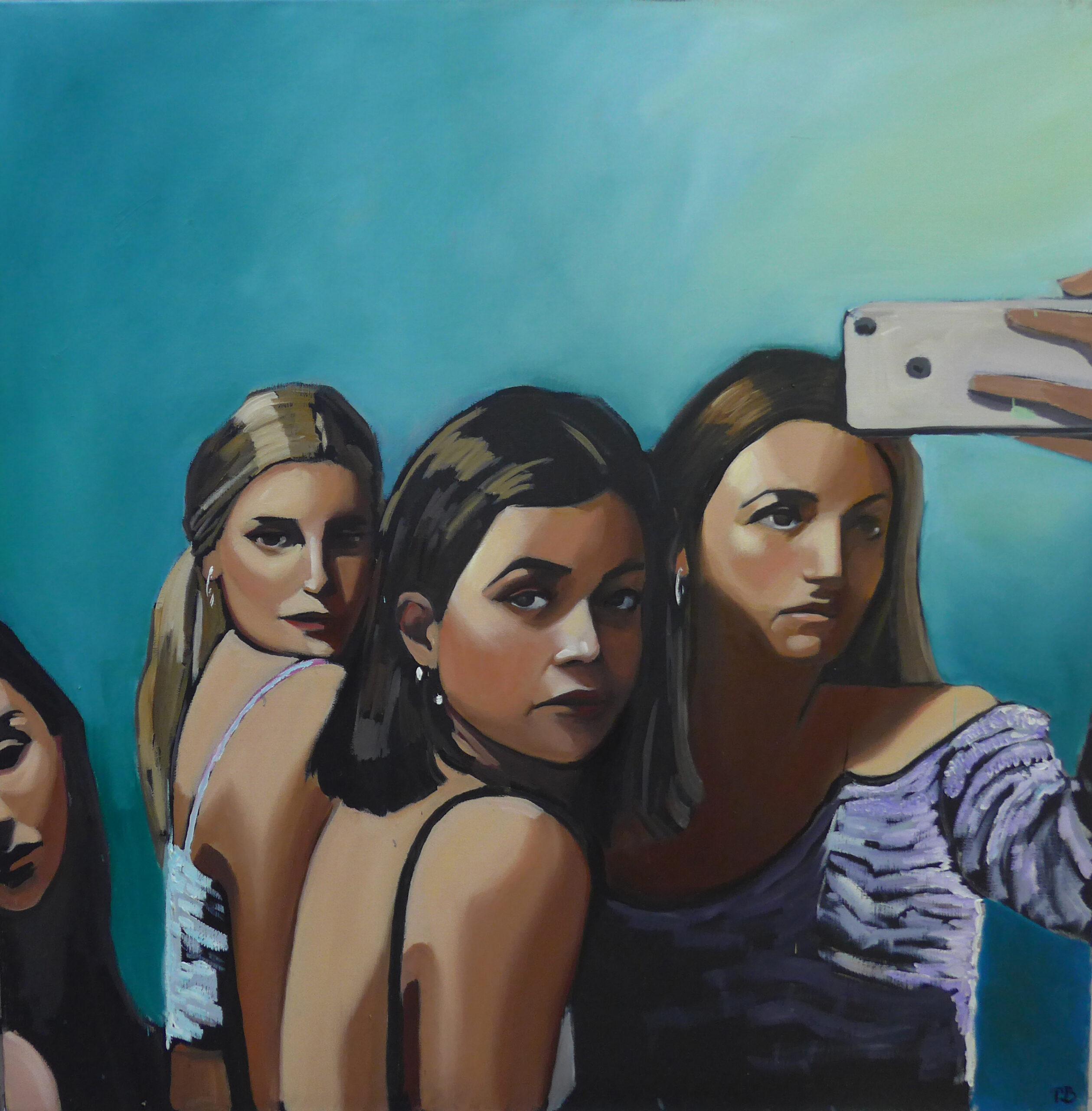 Pauline Bakker Painting