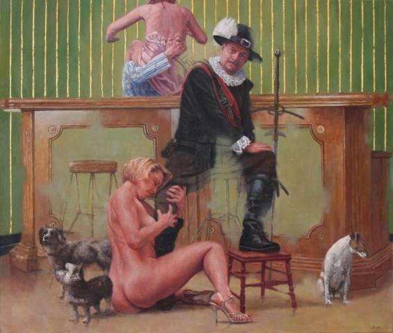 Erik Tierolf Painting